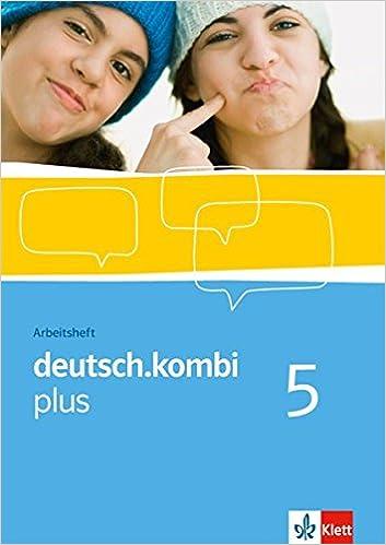 deutsch.kombi plus 5 Klasse Sprach- und Lesebuch für Nordr ... Arbeitsheft 9