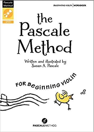 Amazon com: The Pascale Method for Beginning Violin