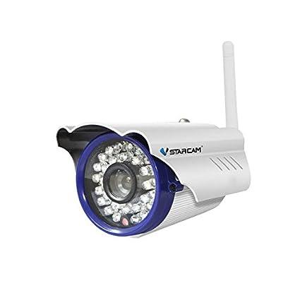 Vstarcam HD 720P IP Cámara de vigilancia inalámbrica WIFI Camera de Vigilancia Interior Detección Movimiento Visión