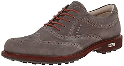 ECCO Men's Biom Tour Hybrid Wing Tip Golf Shoe