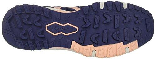 Blue 5 Shoes Sand Glacier Grey Blue FujiAttack Asics Running Evening Indigo Gel 4917 Trail Women's wPqP0x7YZt