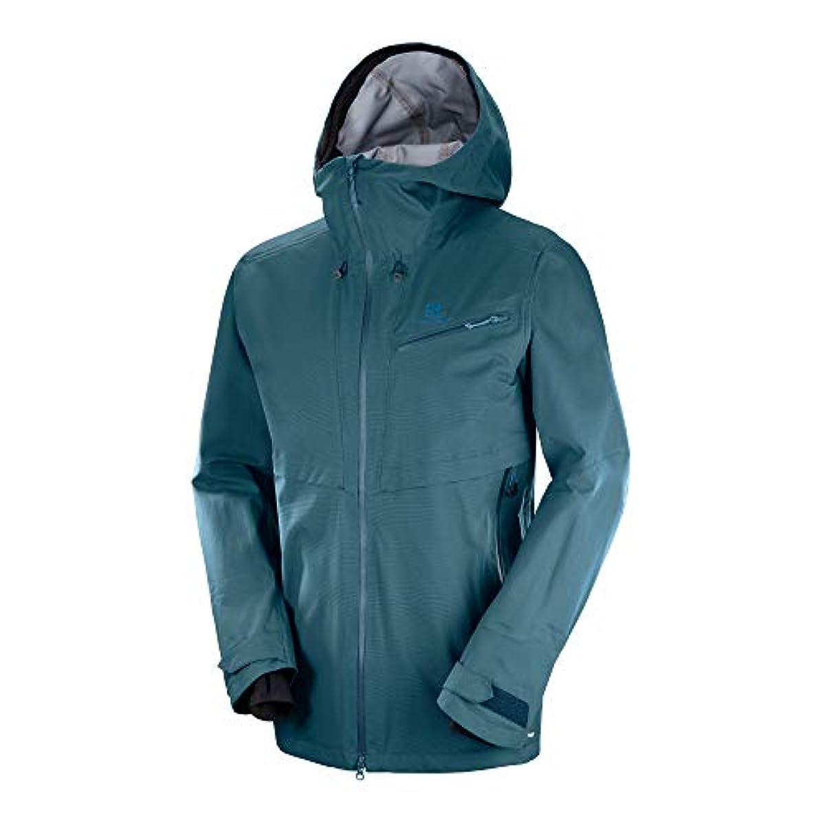 [해외] 살로몬SALOMON 스키 웨어 맨즈 재킷 QUEST GUARD 3L JACKET MEN 퀘스트quest 가이드 3L 재킷 맨즈 2019-20년 모델 사이즈S~L