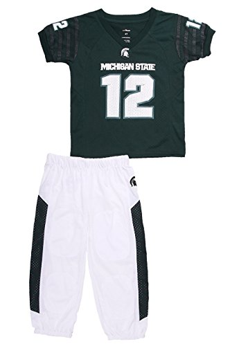 ... Sports   Outdoors · Clothing · Baby Clothing · 12 Alasan untuk belanja  di WeShop. 0 %. FAST ASLEEP Michigan State Spartans Youth Uniform Jersey  Pajama ... 5bba9def5