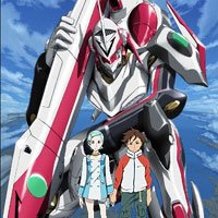 Eureka 7 Japanese Anime - Complete Tv Series with English Subtitle by