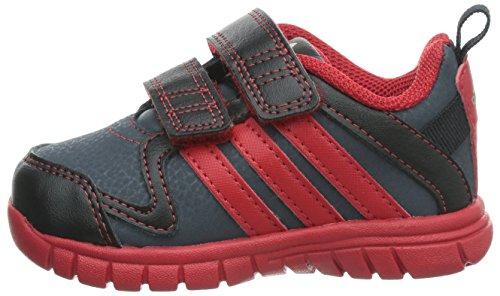 Fluid Enfants Adidas Cf 3 Unisexe Rouge Gris Sta I Hw5qUa7F