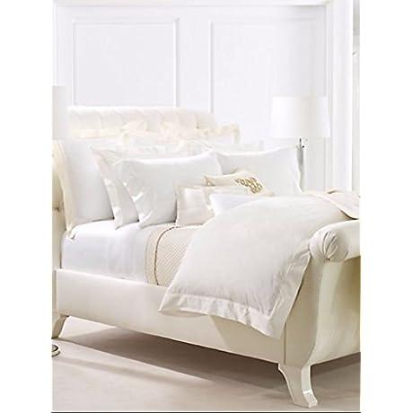 Ralph Lauren Penthouse Suite Coco De Mer Full Queen Cream Duvet Cover