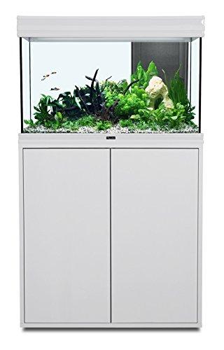 Mueble para Aquatlantis Fusion 80 x 40 40 mm 0blanc: Amazon.es: Productos para mascotas