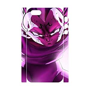 iphone 5 5s Cell Phone Case 3D Dragon Ball Vegeta 91INA91327383
