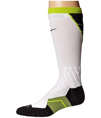 (Nike Men's Elite Vapor Cushioned Football Socks)