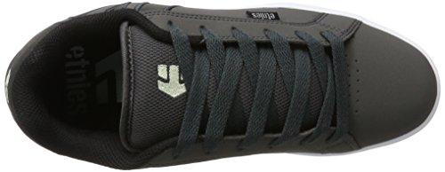 Etnies Men's Fader 1.5 Skateboarding Shoes Grey (Dark Grey/Black/White) lM5YH4yT