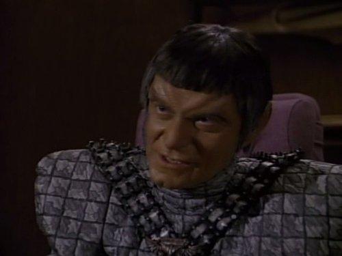 The Defector (Star Trek Best Of Both Worlds Part 2)