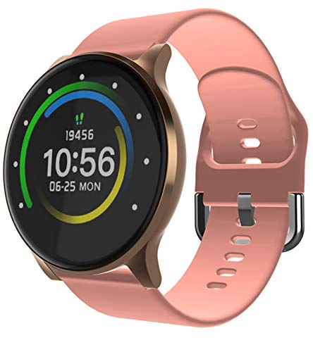 Amazon.com: Android Smartwatch for Women Men Full Touch ...