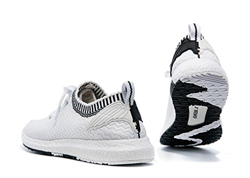 low price fee shipping sale online OneMix Unisex Outdoor Casual Training Woven Jogging Sneakers White/Black cheap sale best store to get buy cheap wholesale price sale get to buy tpLQb