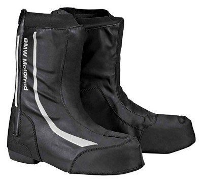 BMW Genuine Motorcycle Riding Airflow Boot Cover EU-40/41|USA-L9/L10 Black