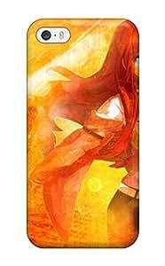 New Fashion Premium Tpu Case Cover For Iphone 5/5s - Kurisku Makise - Steins;gate