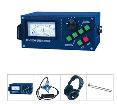 CGOLDENWALL JT-2000 - Detector de fugas de tubería de agua de alta sensibilidad,