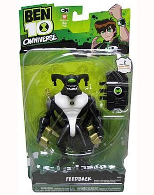Ben 10 Omniverse Feedback Voice and Feature Figure