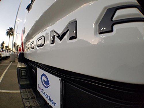 Eyecatcher Toyota Tacoma Tailgate Insert (Gloss Black)