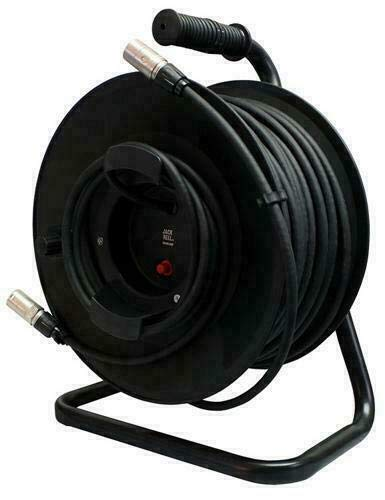 (ProCo 200ft Duracat-200NN-R CAT6 UTP (CAT5) with Neutrik Ethercon Cable On Reel for Stagebox)