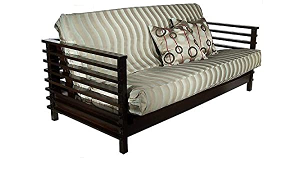 Amazon Com Strata Furniture Orion Black Walnut Full Wall