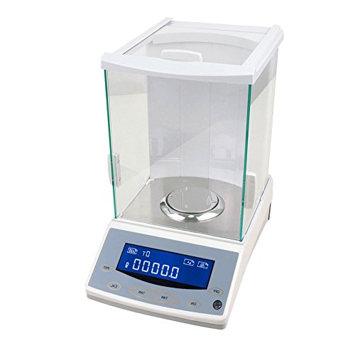 200-00001g-01mg-Digital-Analytical-Balance-Weighing-Tree-Precision-Lab-Scale-110V