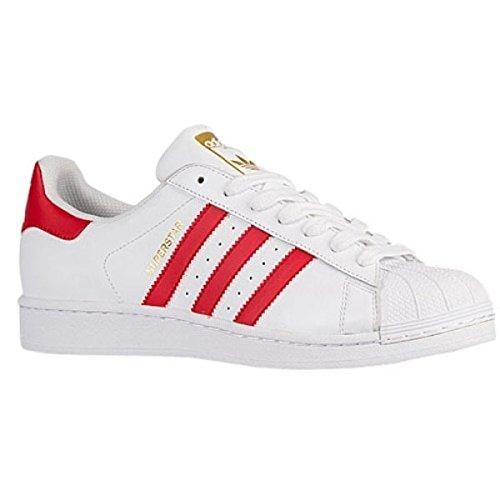 やむを得ない頭エーカー(アディダス) adidas Originals メンズ バスケットボール シューズ?靴 Superstar [並行輸入品]