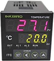 INKBIRD ITC-100RH PID Digital Temperature Controller 220V control heater cooling