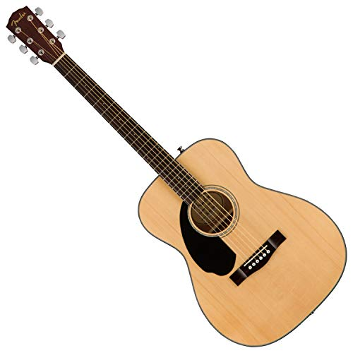 Fender CC-60S Concert Left-Handed Acoustic Guitar