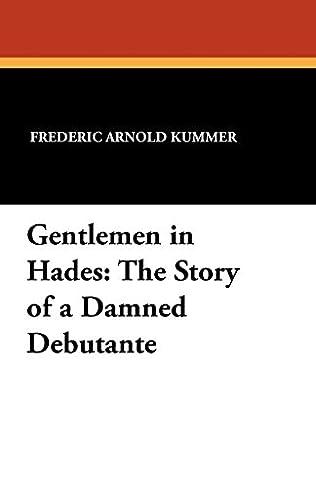 book cover of Gentlemen in Hades