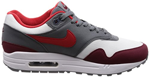 University Scarpe Uomo Air Red 1 White Nike 100 Multicolore Running Max g8w46txtqS