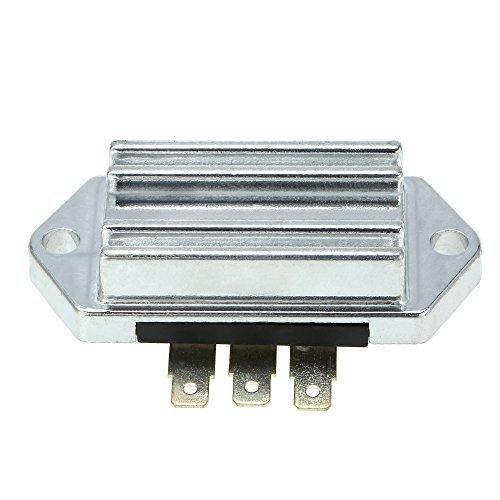 KKmoon Voltage Regulator Rectifier For Kohler 8-25 HP Engine 41 403 10-S 41 403 09-S by Redrex