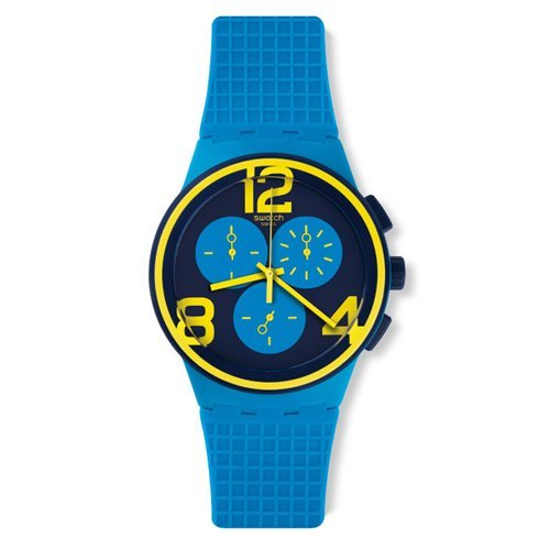 SWATCH watches CHRONO PLASTIC ON YOUR MARK SUSS100 Men's [regular imported goods]