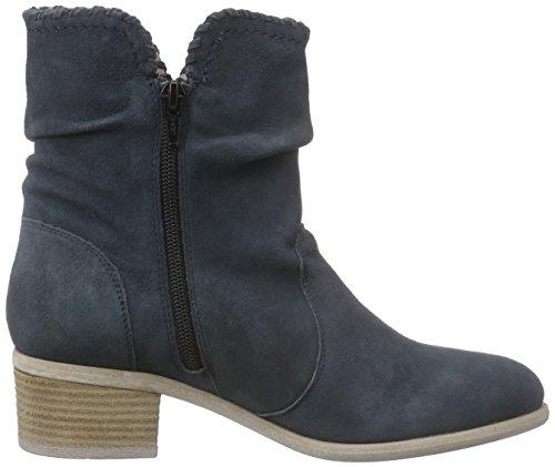 SPMMouse Ankle Boot - botas Mujer Azul - Blau (Dk Navy 006)