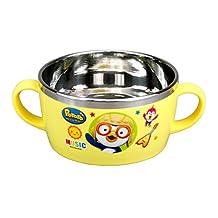 Pororo Kids Stainless Steel Bowl w/Handle #PR0891
