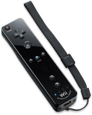 Nintendo Wii/Wii U - Mando Plus, Color Negro: Amazon.es: Videojuegos