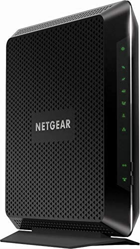 NETGEAR Nighthawk AC1900 WiFi DOCSIS 3.0 Cable Modem Router – (C6900) (Renewed)