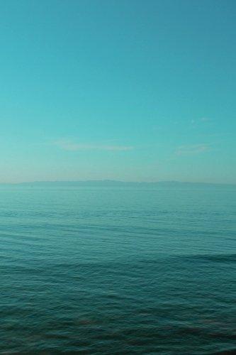 Journal: California Turquoise Water & (Original Journals)