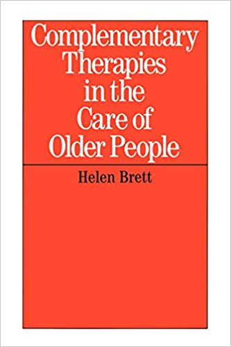Complementary Therapies in the Care