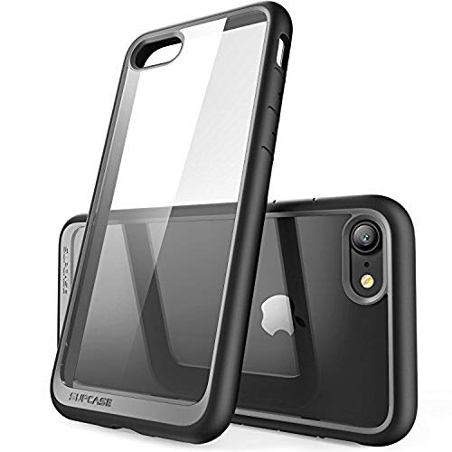 aeef5f6048f SUPCASE Unicorn Beetle Style Case Designed for iPhone 8 , Premium Hybrid  Protective Clear Bumper Case [Scratch Resistant] for Apple iPhone 7 2016 /  iPhone 8 ...