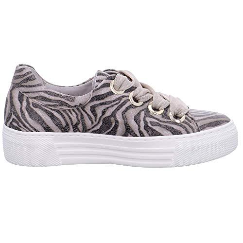 Antikrosa Pour De Lacets Femme À Chaussures Ville Gabor x7wqPvf0Tn