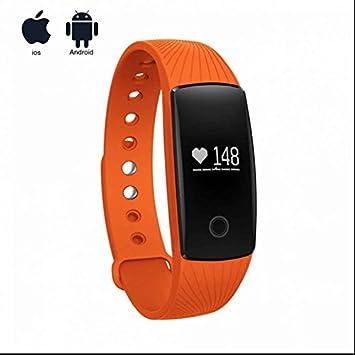 Brazalete de fitness, fitness Tensiómetro de pulsera, brazalete de fitness Tensiómetro Pulsómetro, fitness