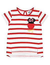 Disney Minnie Mouse Girls Minnie Mouse T-Shirt