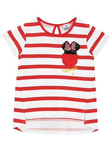 Disney Minnie Mouse Girls' Minnie Mouse T-Shirt Size 2T - Cute Disney Shirts