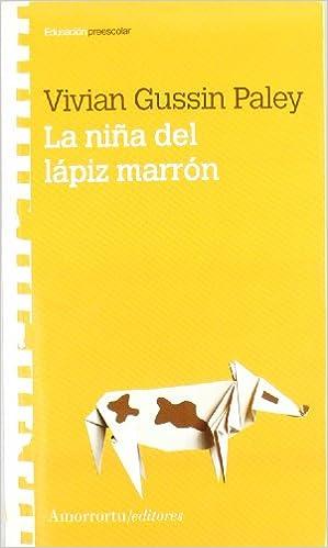 La niña del lapiz marrón Educación: Agenda educativa: Amazon ...