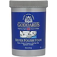 Goddard's Silver Polish Foam 18oz
