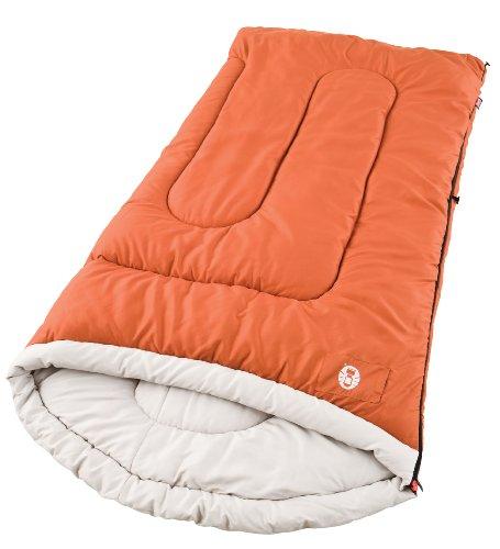 Coleman Sabine Large Cold-Weather Scoop Sleeping Bag, Outdoor Stuffs
