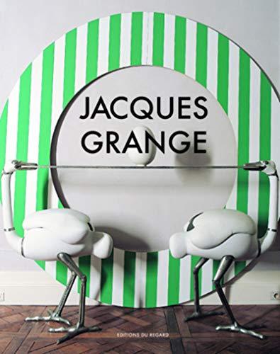 Jacques Grange by Pierre Passebon