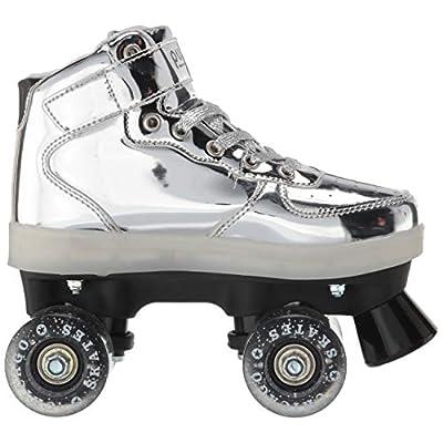 Chicago Skates Pulse Light-Up Quad (Little Kid/Big Kid/Adult): Sports & Outdoors