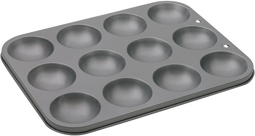 Mince Pies - Swift Faringdon Collection Bakers Pride Non-Stick 12 Cup Mince Pie/Mini Muffin Pan Carbon Steel 29 x 22 x 2 cm / 11.75 x 8.5 x 0.75
