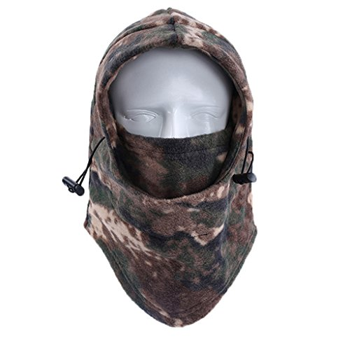 GoYonder Adjustable Thermal Fleece Balaclava Winter Outdoor Sports Face Mask